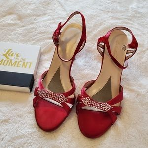 Shoes - Dancing shoes! 👠 red heels